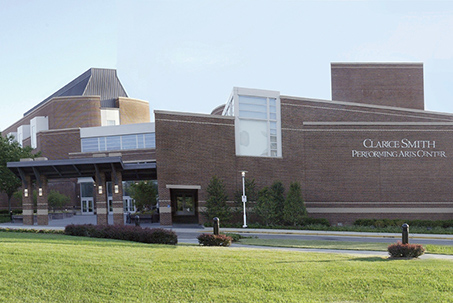 The Clarice Smith Center for the Performing Arts at the University of Maryland