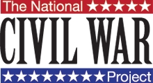 The National Civil War Project Logo